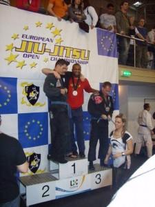 Mike Hartmann gewinnt 2008 Bronze bei der EM in Lissabon