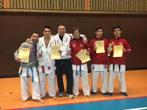 Karate Hessemeisterschaft 2017 Sieger 2