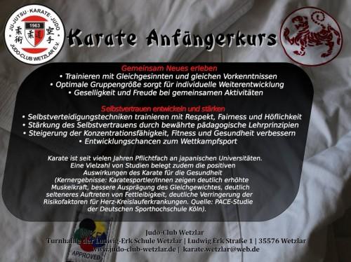 Karate Anfängerkurs 2017-2 Seite 2