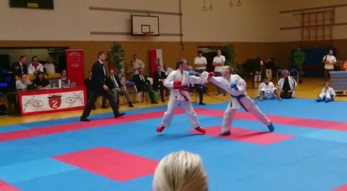 Karate Landesmeisterschaft 2017 Kumite